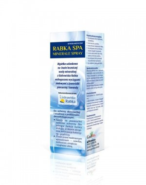 RABKA SPA MINERALE spray 200 ml