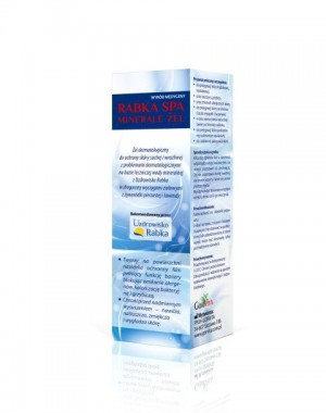 RABKA SPA MINERALE żel 200 ml