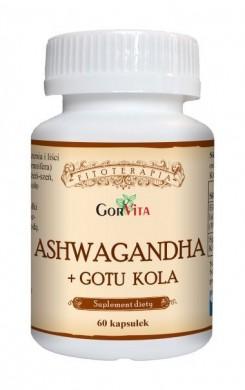 ASHWAGANDA + GOTU KOLA